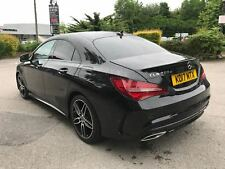 2017 17' MERCEDES-BENZ CLA 220 D AMG LINE AUTO REPAIRED Salvage Damaged CAT N