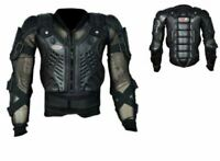 Men's Body Armour Motorcycle Motorbike Motocross spine Protector Guard Jacket