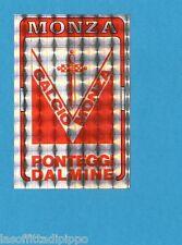 PANINI CALCIATORI 1985/86 -FIGURINA n.480- MONZA - SCUDETTO -Rec