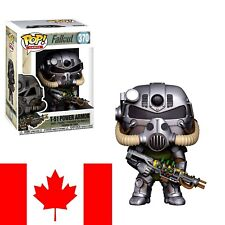 """FUNKO Pop! Games Fallout T-51 Power Armor 4"""" #370 (FAST & FREE SHIPPING)"""