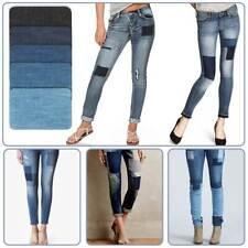 20pcs Iron-on Denim Jeans Jacket Patches Repair Patch Kit Us