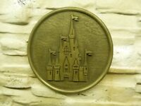 Disney world Magic Kingdom Gateway Plaque