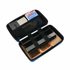 XCMAN Oxford 1680D Ski and Snowboard Waxing and Tuning Kit with Wax Brush Bag...