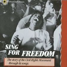 Various Artists, Civ - Sing for Freedom-Civil Rights Movement / Various [New CD]