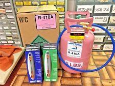 R410a, Refrigerant, 5 lb. Can, Hose, Pro-Seal Pro-Dry XL4 Leak Stop, Free Ship