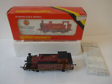 Hornby R052 LMS Class 3F 0-6-0T Jinty No. 16440 Loco OO Gauge Boxed