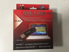 Ricevitore DVB-T USB digitale terrestre UHF/VHF + antenna amplificata