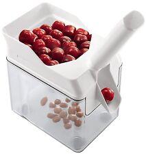 Leifheit preservar cherrymat Cherry Pitter Piedra Removedor De Máquina Con Contenedor