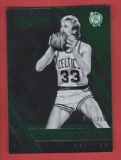 2016-17 Absolute Boston Celtics Larry Bird #151- SN 385/999