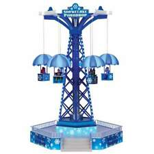 Lemax Carnival Snowflake Paradrop Adaptor Included