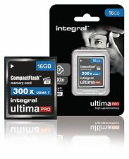Integral CF (Compact Flash) Memory Card 16GB