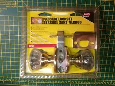 Old Fashioned Glass Door Lockset, Set No 8792, Mag Home Security New