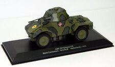 Military Vehicles 1:43 AMD 35 Panhard 178 6th Cuirassiers Neth'40