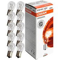 Osram Original Line Spare Parts P21W 12V 21W Sockel BA15s 10 Stück