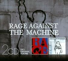 RAGE AGAINST THE MACHINE - THE BATTLE OF LOS ANGELES/RENEGADES (NEW CD)