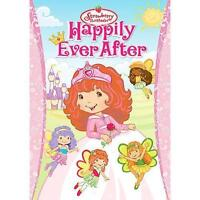 Strawberry Shortcake Happily Ever After Kids DVD Movie