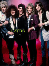 RATT   WARREN DEMARTINI STEPHEN PEARCY    1    photo  8  X 12
