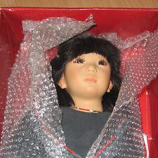 wunderschöne SHIREEM Puppenmädchen ❤️ Annette Himstedt Künstler Puppe ❤️ wie NEU