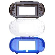 Clear Crystal Protect Hard Guard Shell Skin Case Cover For Sony PS Vita PSV TN2F