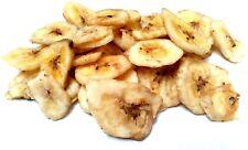 Banana Chips Dried A Grade Premium Quality Free UK P&P