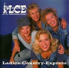 LCE - LADIES-COUNTRY-EXPRESS : LADIES-COUNTRY-EXPRESS / CD - TOP-ZUSTAND