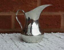 Iraqi Niello Solid Silver Jug 176 Grams