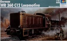 TRUMPETER 1/35 Alemán WR360 C12 Locomotora #00216