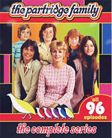 The Partridge Family: The Complete Series (8 Disc) DVD NEW