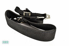 "Mamiya RB67 1.5"" Wide Black Fiber Neck Strap With Lugs"