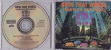 Hi Tek 3 (Teenage Mutant Ninja Turtles) - Spin That Wheel - Scarce 1989 UK CD