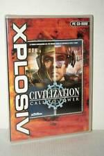 CIVILIZATION CALL TO POWER GIOCO NUOVO PC CD ROM VERSIONE ITALIANA GD1 47975