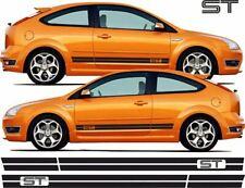 "Ford Focus ST MK2 3 puertas o 5 puertas ""ST-GT2"" Rayas Laterales/Pegatinas"