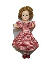 """Vintage Pedigree Doll Made in England 15"""" Tall"""