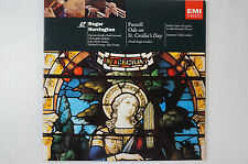 Purcell Ode on St. Cecilias Day Roger Norrington London Baroque Playe 1 Disc LD6