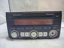 08 09 Scion TC XB XD Radio Cd Mp3 Player T1808 PT546-00080 AB9808