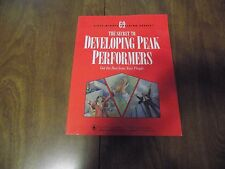 Developing Peak Performers by National Press Publications Staff (2000,Paperback)