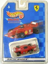 2000 TYCO Mattel Wheels 440-X2 Tic Tac FedEx #3 Ferrari Indy F1 Slot Car 92321