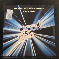 Kool & The Gang - As One LP Mint- DSR 8505 De-Lite 1982 Vinyl Record w/Insert