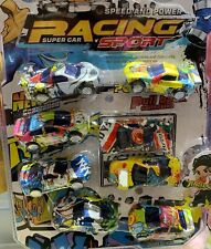 Pull back collection racing sport car miniature car wholesale