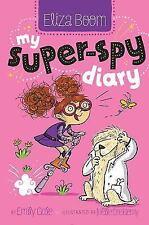 My Super-Spy Diary (Eliza Boom)-ExLibrary