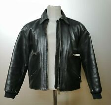 El Charro The Kid giacca giubbino pelle Tg. 5 | pilot flight leather jkt bomber