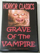 GRAVE OF THE VAMPIRE - Horror Classics (1962)