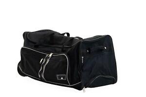 Reisetasche Sport geräumig mit Rollen und Trolley-Funktion Tasche
