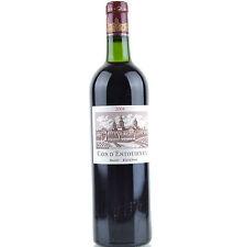 1 BOUTEILLE Chateau Cos d'Estournel 2004 ST ESTEPHE Archétype vin élégant viril