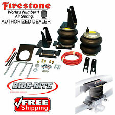 Firestone 2407 Ride Rite Rear Air Bags for Toyota Tacoma 4WD (Pre-Runner 2WD)