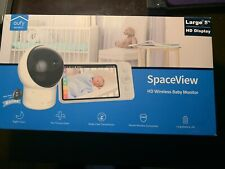 New listing Anker Eufy Security Spaceview 720p Hd Baby Monitor