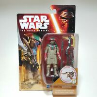 Star Wars The Force Awakens 3.75-Inch Figure Desert Mission Constable Zuvio
