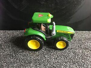 John Deere Roarin' Tractor Interactive Toy