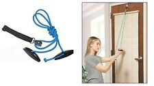 Exercise Pulley Arm Shoulder Physical Therapy Recovery Equipment Over the Door