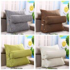 Einstellbar Lesekissen Rückenkissen Keilkissen Kissen Rückenstütze für Sofa Bett
